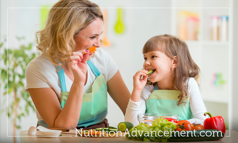 Nutrition Advancement Healthy Cooking