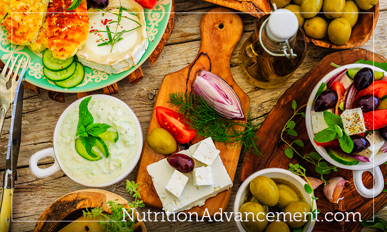 Nutrition Advancement Healthy Eating