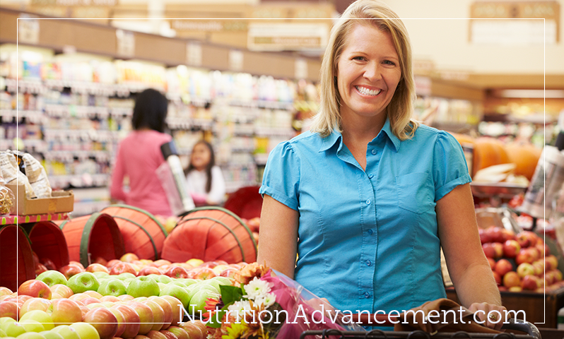 Nutrition Advancement Healthy Shopping